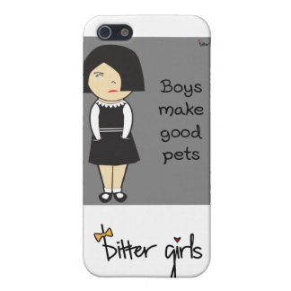 Bitter Girls iPhone cover