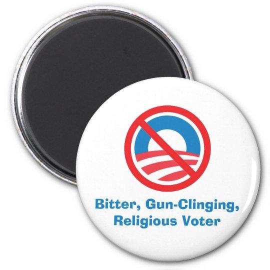 Bitter, Gun-Clinging, Religious Voter Magnet