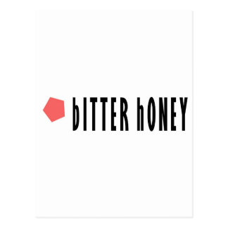 Bitter Honey Postcard