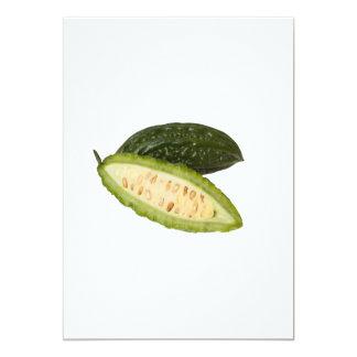 Bitter melon card