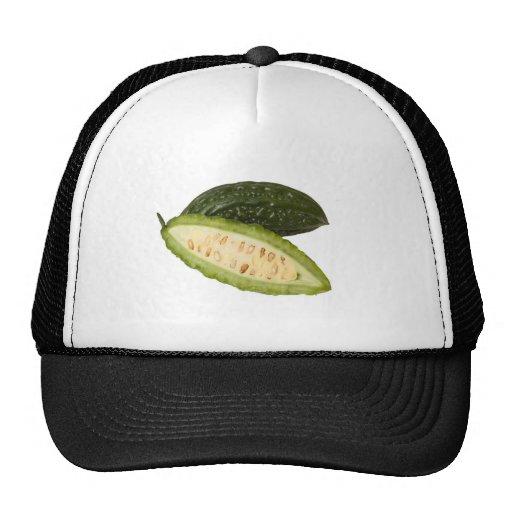 Bitter melon trucker hat