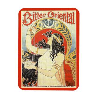 """""""Bitter Oriental"""" Vintage Ad magnet"""