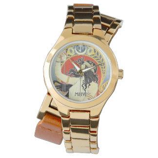 """""""Bitter Oriental"""" Vintage custom monogram watches"""