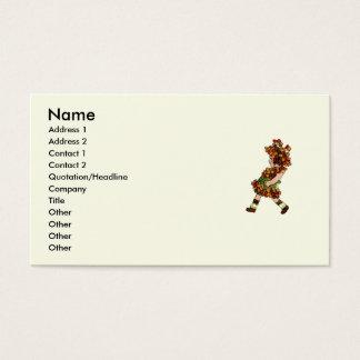 Bitter-Sweet Business Card