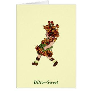 Bitter-Sweet Card