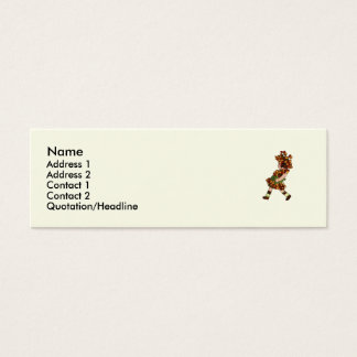 Bitter-Sweet Mini Business Card