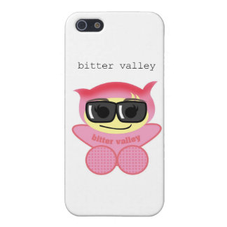 bitter valley iPhone SE/5/5s cover