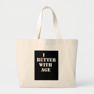 Bitter With Age Canvas Bags