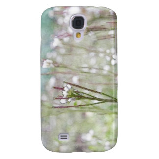 Bittercress Weed Going To Seed Galaxy S4 Cover