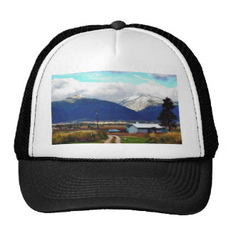 Bitterroot Mountains Parents Farm Trucker Hat