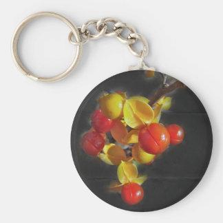 Bittersweet Berries - Autumn Beauty Keychain