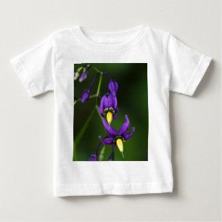 Bittersweet nightshade (Solanum dulcamara) Baby T-Shirt