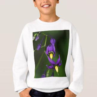 Bittersweet nightshade (Solanum dulcamara) Sweatshirt