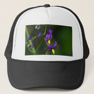 Bittersweet nightshade (Solanum dulcamara) Trucker Hat