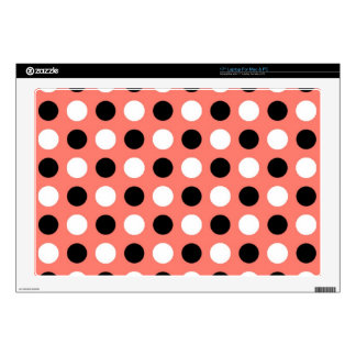 Bittersweet Polka Dots Skin For Laptop