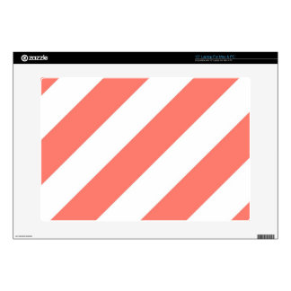 BIttersweet Stripes Decals For Laptops