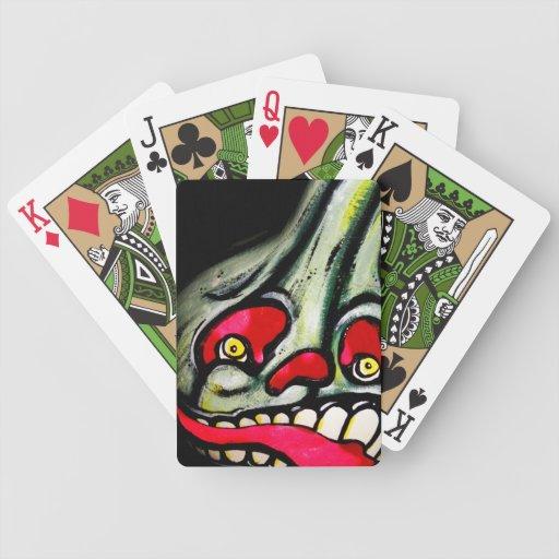 Bitting Scream Card Decks