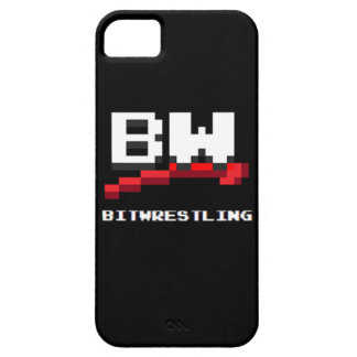 BitWrestling Iphone 5 Case