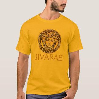 BIVARAE MADUSA HEAD GOLD TEE SHIRT