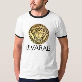BIVARAE RINGER MADUSA HEAD TEE SHIRT