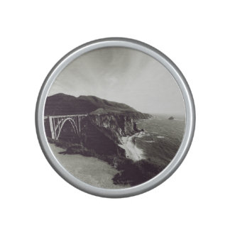 Bixby Bridge, Big Sur, California USA Bluetooth Speaker