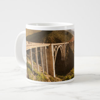 Bixby Bridge, Big Sur, California, USA Giant Coffee Mug