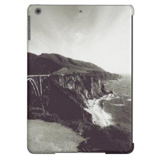 Bixby Bridge, Big Sur, California USA iPad Air Cover