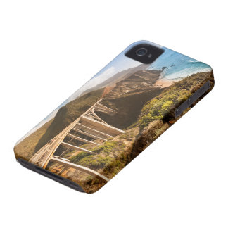 Bixby Bridge, Big Sur, California, USA iPhone 4 Case