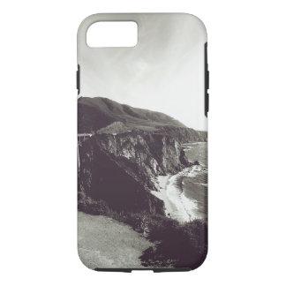 Bixby Bridge, Big Sur, California USA iPhone 7 Case