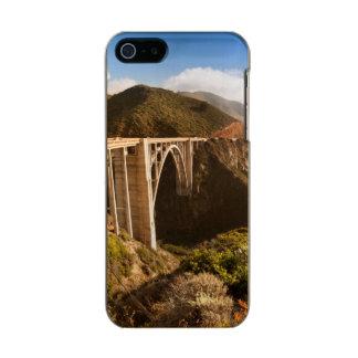 Bixby Bridge, Big Sur, California, USA Metallic iPhone SE/5/5s Case