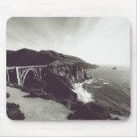 Bixby Bridge, Big Sur, California USA Mouse Pad