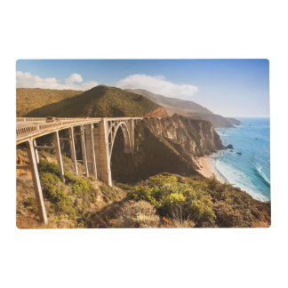 Bixby Bridge, Big Sur, California, USA Placemat