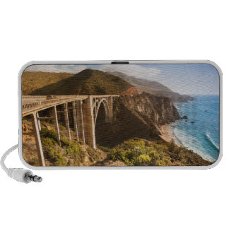 Bixby Bridge, Big Sur, California, USA Speaker