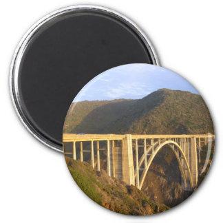 Bixby Bridge Magnet