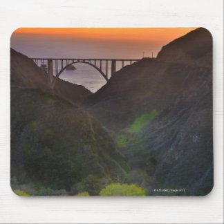 Bixby Bridge Mouse Pads