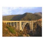 Bixby Bridge Post Card