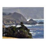 Bixby Bridges Ocean Coastlines Postcards