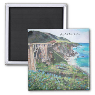 Bixby Creek Bridge - Magnet