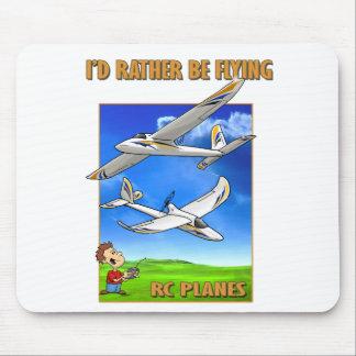 Bixler I estaría volando bastante Tapete De Ratón