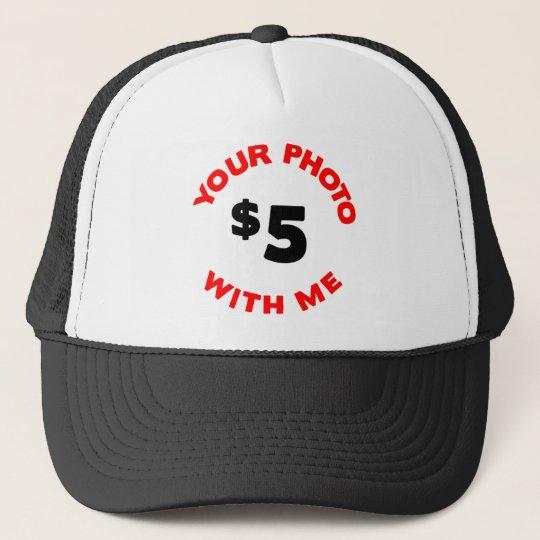 BIZ5T TRUCKER HAT