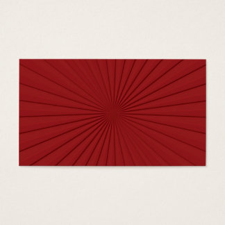 Biz Card - Folded