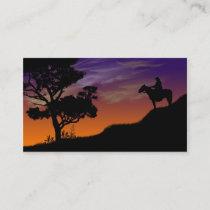 Biz Card - Sunset Hill