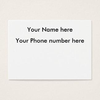 Biz card test