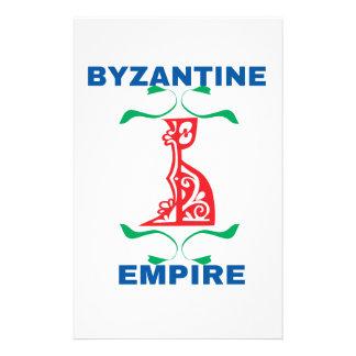 bizantino papeleria