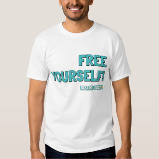 "Bizapalooza ""Free Yourself"" T-shirt Man"