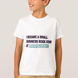 """Bizapalooza """"Small Business..."""" T-shirt Girl Playera"""
