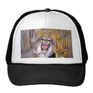 Bizarre 2 Cave-Eyes and Lion Kid's Fantasy Trucker Hat