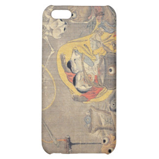 Bizarre Ancient Japanese Painting of Demons iPhone 5C Cover