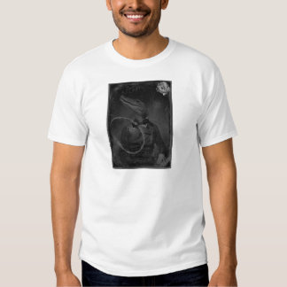 Bizarre Caiman Vintage Collage T-Shirt