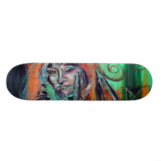 Bizarre Manic Dreams Skateboard